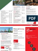 Amsterdam CityCard 2015
