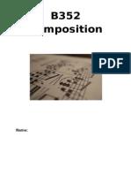B352 Composition