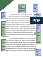 MLA Format Paper Example