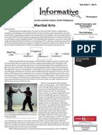 FMA Informative Newspaper Vol4No7 2015