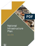 New Zealand Infrastructure Plan