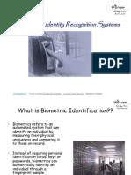 Biometric Presentation TAAC