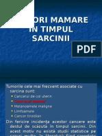 Cancerul Mamar Si Sarcina