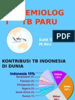 Epidemiologi TB Paru.ppt