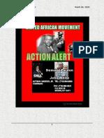 27947755 RBG Action Alert March 06 2010 Demand Pardon for John White