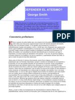 Artículo- George Smith