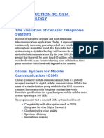 9.Introduction to Gsm Technology
