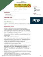 Como submeter artigos para publicação