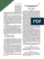 Portaria 596-2010 RRT RRD
