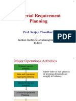 PPT12 Material Requirement Planning