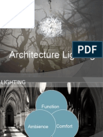 Architecture Lighting