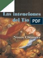 Chomsky, Noam - Las Intenciones Del Tio Sam [23588] (r1.1)