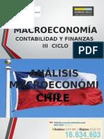 Análisis Macroeconómico Chile