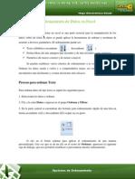 TEMA 1 Ordenamiento de Datos