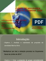 Proposta Marina Silva