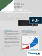 Flyer - FXMQ_MFVJU Outside Air Processing - Daikin AC