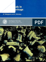 Geomaterials in Cultural Heritage (Maggetti & Messiga Eds.)
