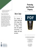 Pamphlet - Property