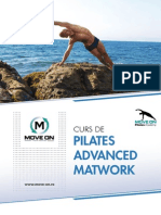 3016 p80 Pilates Matwork Advanced RO