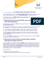 5 Key Facts on Mh Carers Final 2825