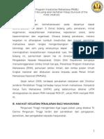 Panduan PKM Pramuda 2016