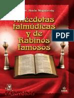Anecdotas Del Talmud