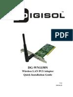 Dg Wn1150n Qig