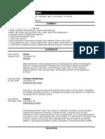 Jobswire.com Resume of elijahsdadalex