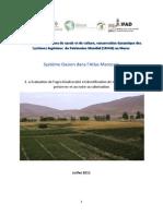 1.a Agrobidiversité Maroc SIPAM