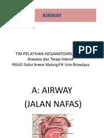 Kegawatdaruratan Airway