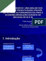 4-Apresentação de CICLOS DE NEGOCIO