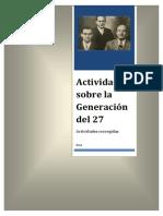 ACTIVIDADES+SOBRE+LA+GENERACIÓN+DEL+27