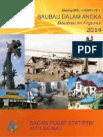 Baubau Dalam Angka 2014