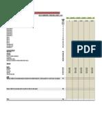 Plantilla Planning 2015 - 2019