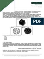 Listadeexercicios Matematica2 Poliedros 28-05-2015