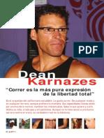 Entrevista Dean Karnazes