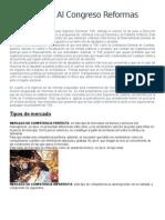 TSE Entrega Al Congreso Reformas Electorales