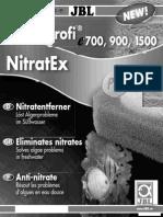 JBL NitratEx Pad