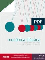 Mecanica Classica UFES