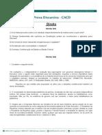 Provas de Direito - 1995 a 2013