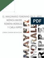 El Imaginario Femenino en El Arte