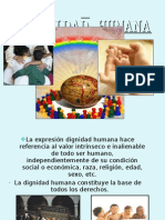 Dignidad Humana Power Point