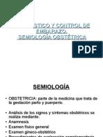 DiagnÓstico y Control de Embarazo. SemiologÍa ObstÉtrica