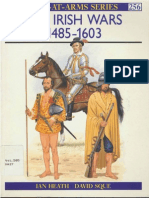 Osprey - Men-At-Arms 256 - The Irish Wars 1485-1603