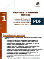 MEC 302 Mechanics of Materials Fall 14-15-01(2)