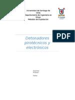Informe-Detonadores