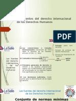 Fuentes Del Derecho Internacional de Los DDHH.pptx Para Subir
