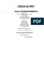 CAPINTEC CRC-25 PET_Manual de Servicio