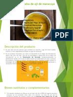 Proyecto de Investigacion Del Producto Salsa de Ají de Maracuyá