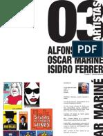 Indagación sobre 3 artistas (edmundo Miranda)